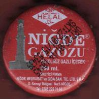 Turkish Soda Crown Cap (NIGDE GAZOZU)
