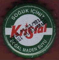 Turkish Soda Crown Cap (KRISTAL)