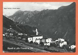 Nov021, Ronchi Di Ala, Trento, Circulée - Trento