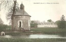 Chaumont - Château De La Rochebouët - France