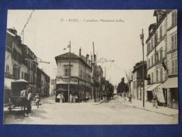 RUEIL Carrefour Maréchal Joffre ( Animée, Confiserie ) - Rueil Malmaison