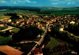89-THORIGNY SUR OREUSE....VUE GENERALE  AERIENNE...... CPM - Francia