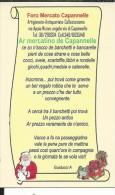 CAL754 - CALENDARIETTO 2004 - FORO MERCATO CAPANNELLE - ROMA - Calendarios