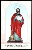 Santino - S. Marco Evangelista - Venerato In C/da Monterone Di San Giorgio Del Sannio (BN) - Santini