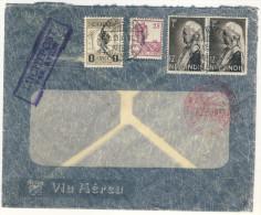 Niederl�ndisch Indien Brief Luftpost 1934