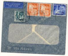 Niederl�ndisch Indien Brief Luftpost 1937