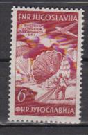 YOUGOSLAVIE    1951         PA      N°  45      COTE    6 € 00         ( 792 ) - 1945-1992 Socialist Federal Republic Of Yugoslavia
