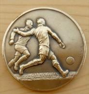 DB-067Médaille Bronze, Signée E.Fraisse Et H.Dubois Coupe L'U.G.S.E.L. Par L'Ecole Lacordaire 1941-1942 - Obj. 'Souvenir De'