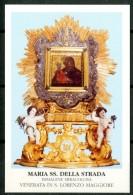 Santino - Maria SS. Della Strada - Venerata In San Lorenzo Maggiore (BN) - Santini