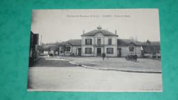 Environs De Maintenon (E - Et - L) - Pierres - Ecoles Et Mairie - France