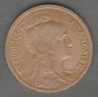 FRANCIA 10 CENTS 1915 - Francia