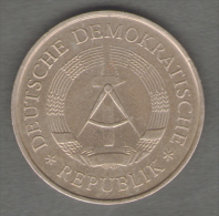 DDR - 5 MARK ( 1969 - DDR Anniversary - 1949-1969 ) Eastern Germany / Germania Est / Deutschland - [ 6] 1949-1990 : RDA - Rep. Dem. Tedesca