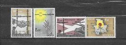 België 1965 Y&T Nr 1329/32* * - Belgium