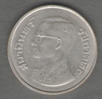 TAILANDIA 5 BAHT 1977 - Tailandia