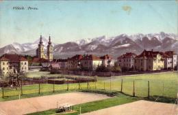 ALTE AK   VILLACH / Kärnten  - Stadtteil Perau - 1911 - Villach