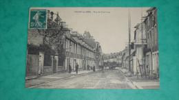 ISIGNY - Sur - Mer  - Rue De Cherbourg - France