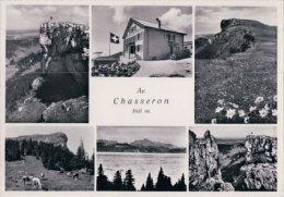 Le Chasseron, Multivues (9721) - VD Vaud