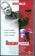 Video: Bruce Willis - Das Mercurry-Puzzle - Krimis & Thriller