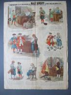 Publicité Malt Kneipp - Cupidité Punie - Reclame