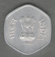INDIA 20 PAISE 1986 - India