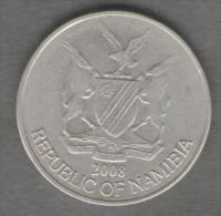 NAMIBIA 50 CENTS 2008 - Namibia