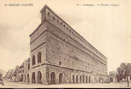 Orange Le Theatre Antique - Orange