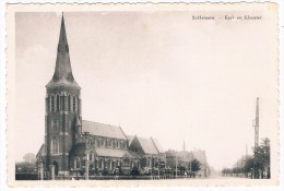B5192     SAFFELAERE : Kerk En Klooster - Lochristi
