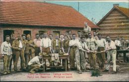 BELGIQUE BEVERLO / Le Camp, Lavage Militaire / - Belgique
