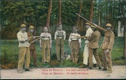BELGIQUE BEVERLO / Le Camp, Les Bons Serviteurs / - Belgique