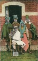 BELGIQUE BEVERLO / Le Camp, Le Roi Des Bahutus Et Sa Suite / - Belgique