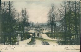 BELGIQUE BEVERLO / Le Camp, Hôpital Militaire / - Belgique
