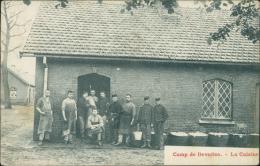 BELGIQUE BEVERLO / Le Camp, La Cuisine / - Belgique