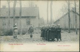 BELGIQUE BEVERLO / Le Camp, Le Fusillier / - Belgique