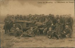 BELGIQUE BEVERLO / Le Camp, Le Marchand De Nougat / - Belgique