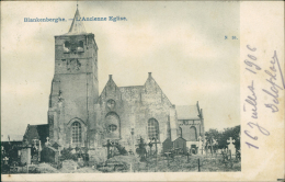 BELGIQUE BLANKENBERGHE / L'Ancienne Eglise / - Blankenberge