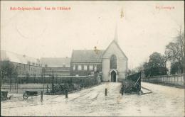 BELGIQUE BOIS SEGNEUR ISAAC / Vue De L'Abbaye / - België