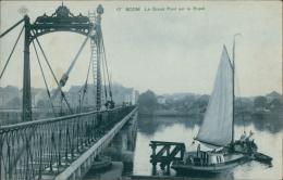 BELGIQUE BOOM / Le Grand Pont Sur Le Rupel / - Boom