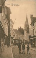 BELGIQUE BOOM / La Rue Bleue / - Boom