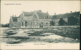 BELGIQUE BORGERHOUT / Vue De L'Hôpital / - Belgique
