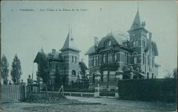 BELGIQUE BORNHEM / Les Villas à La Place De La Gare / - Bornem