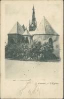 BELGIQUE BOUSSU / L'Eglise / - Boussu