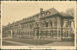 BELGIQUE BOUSSU / Clinique De Warquignies / - Boussu