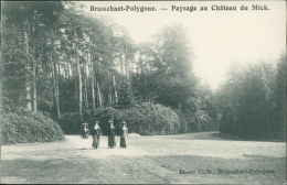 BELGIQUE BRASSCHAET / Paysage Au Château Du Mick / - Brasschaat