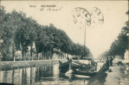 BELGIQUE BREE / Het Kanaal / - Bree