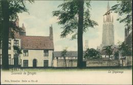 BELGIQUE BRUGES / Le Béguinage / - Brugge