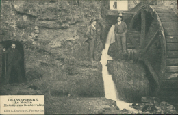 BELGIQUE CHASSEPIERRE / Le Moulin, Entrée Des Souterrains / - Chassepierre
