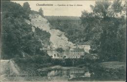 BELGIQUE CHAUDFONTAINE / Carrière Et Four à Chaux / - Chaudfontaine