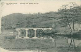 BELGIQUE CHAUDFONTAINE / Le Pont Du Chemin De Fer / - Chaudfontaine