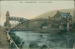 BELGIQUE CHAUDFONTAINE / Le Pont Et La Vesdre / - Chaudfontaine
