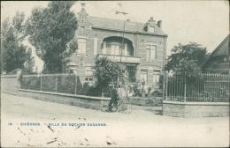 BELGIQUE CHIEVRES / Villa Du Notaire Ducarme / - Chièvres
